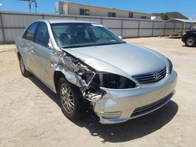 Salvage cars for sale from Copart Kapolei, HI: 2005 Toyota Camry LE