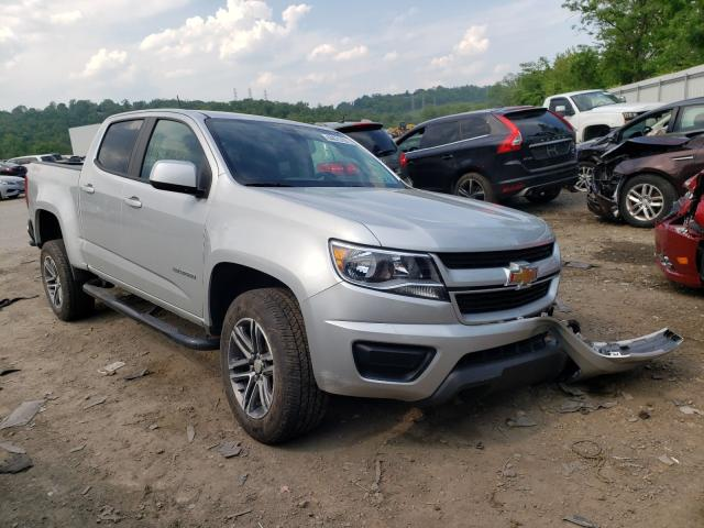 Salvage cars for sale from Copart West Mifflin, PA: 2020 Chevrolet Colorado