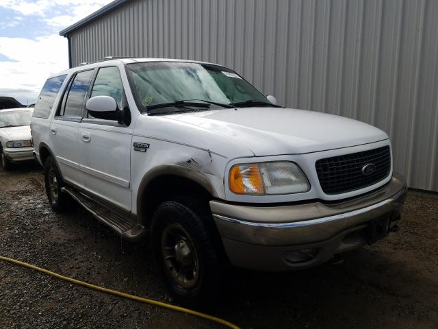 Salvage cars for sale from Copart Helena, MT: 2000 Ford Expedition