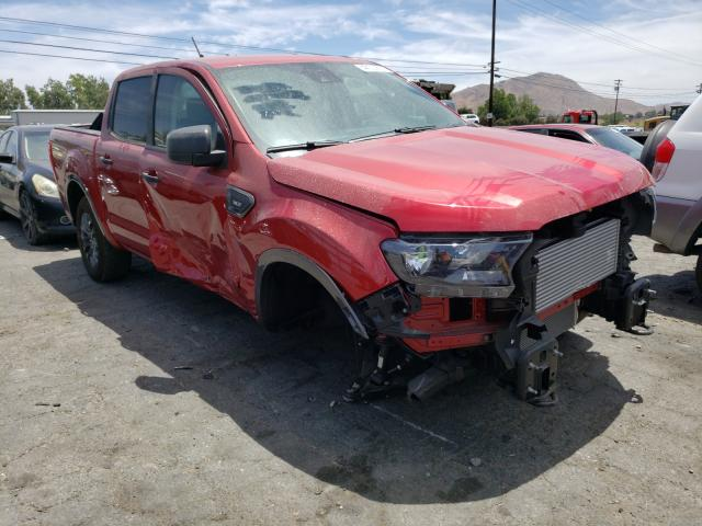 Salvage cars for sale from Copart Colton, CA: 2020 Ford Ranger SUP