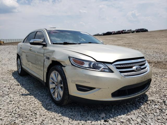 Salvage cars for sale from Copart Earlington, KY: 2011 Ford Taurus LIM