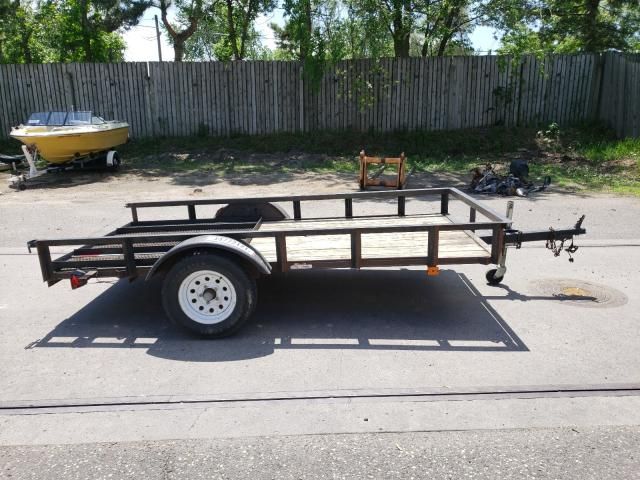 Carry-On salvage cars for sale: 2007 Carry-On Trailer