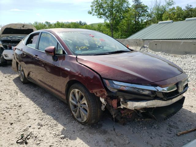 Honda Clarity salvage cars for sale: 2018 Honda Clarity