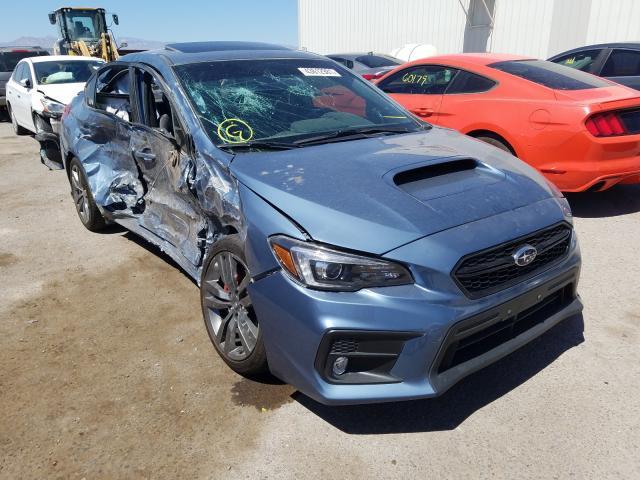 2018 Subaru WRX Limited en venta en Tucson, AZ