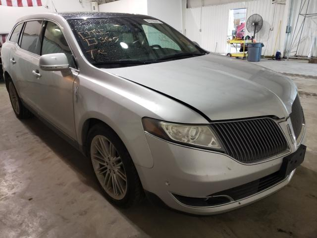 Salvage cars for sale at Tulsa, OK auction: 2013 Lincoln MKT