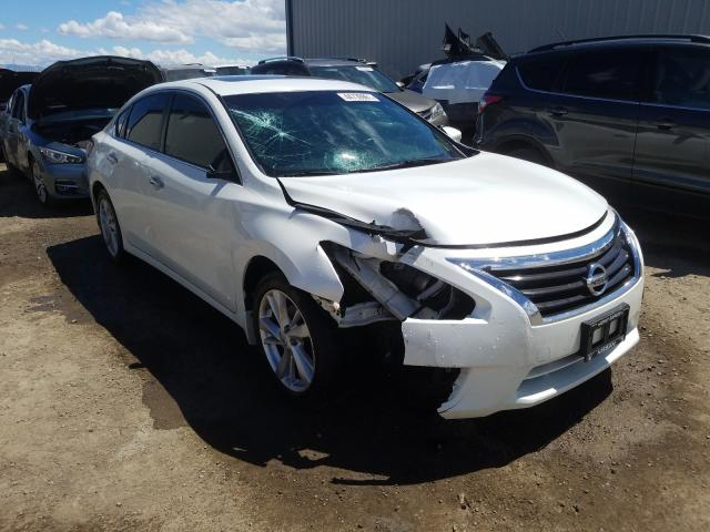 Salvage cars for sale from Copart Helena, MT: 2015 Nissan Altima 2.5