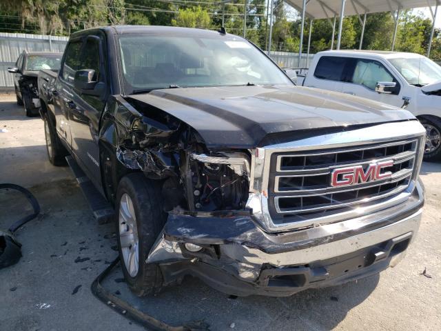 Salvage cars for sale from Copart Savannah, GA: 2014 GMC Sierra C15