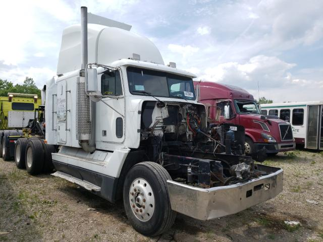 Freightliner salvage cars for sale: 1991 Freightliner Convention