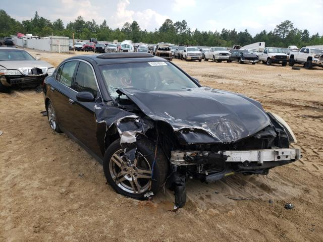 Salvage cars for sale at Gaston, SC auction: 2004 Infiniti G35