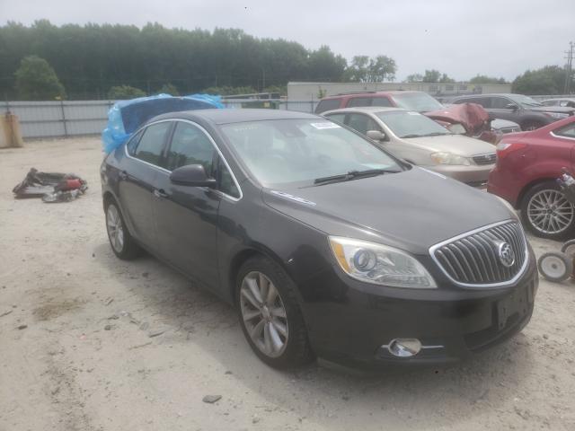 Salvage cars for sale from Copart Hampton, VA: 2014 Buick Verano CON