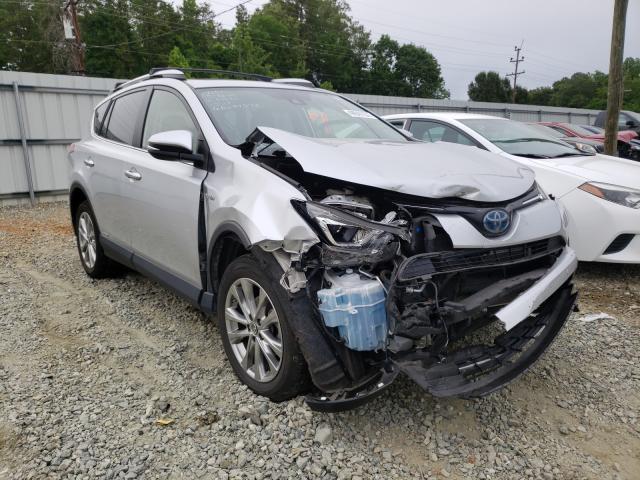 Vehiculos salvage en venta de Copart Mebane, NC: 2016 Toyota Rav4 HV LI