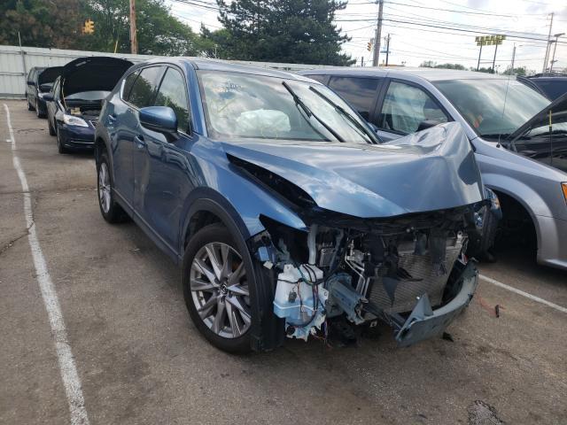 Mazda Vehiculos salvage en venta: 2020 Mazda CX-5 Grand Touring