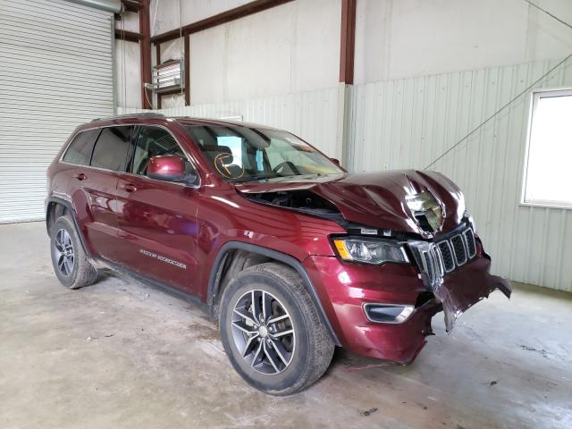 Salvage cars for sale from Copart Lufkin, TX: 2018 Jeep Grand Cherokee