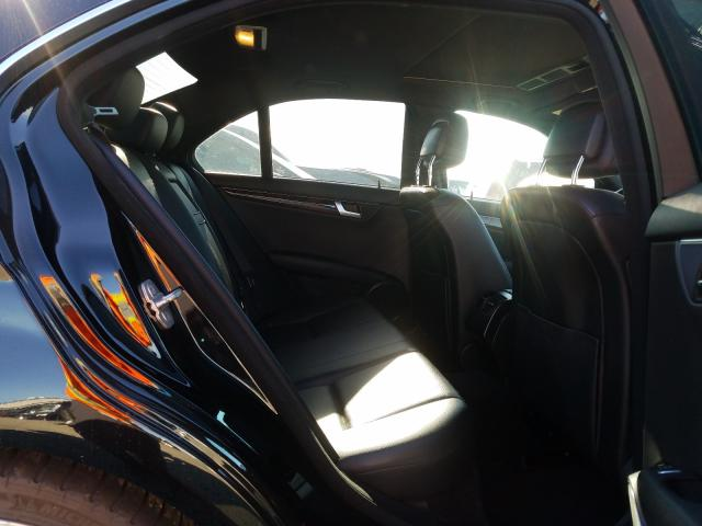 2012 MERCEDES-BENZ C 250 WDDGF4HB1CR215354