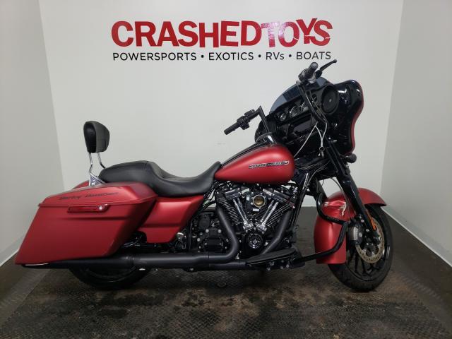 Harley-Davidson Flhxs salvage cars for sale: 2019 Harley-Davidson Flhxs