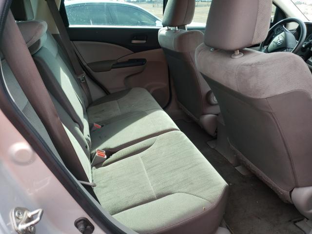 2012 HONDA CR-V LX 5J6RM4H31CL017081