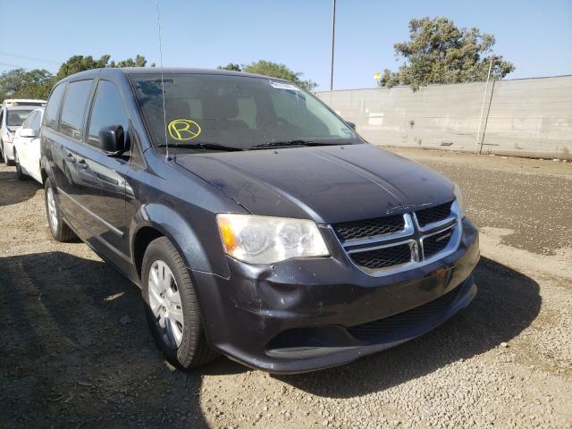 2014 Dodge Grand Caravan for sale in San Diego, CA
