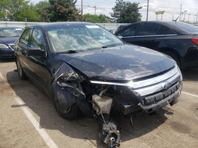 Salvage cars for sale from Copart Moraine, OH: 2011 Ford Fusion S