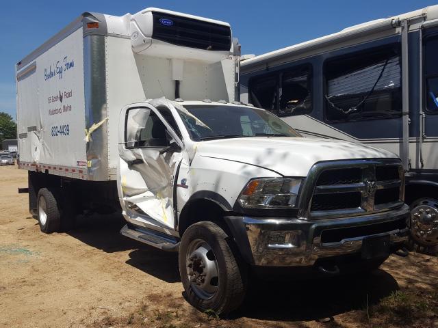 Dodge RAM 5500 salvage cars for sale: 2018 Dodge RAM 5500