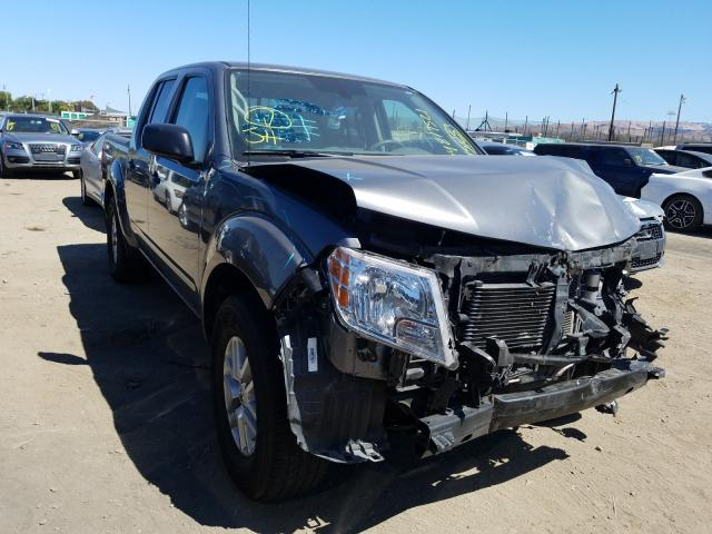 Salvage cars for sale from Copart San Martin, CA: 2019 Nissan Frontier S
