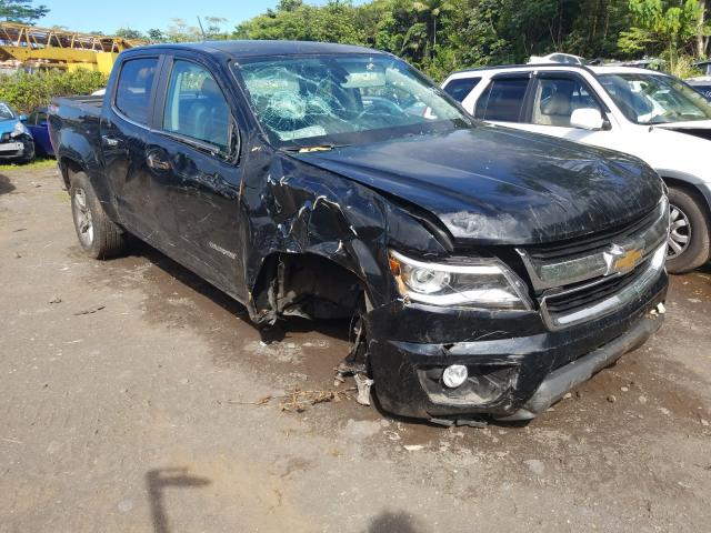 Salvage cars for sale from Copart Kapolei, HI: 2016 Chevrolet Colorado L