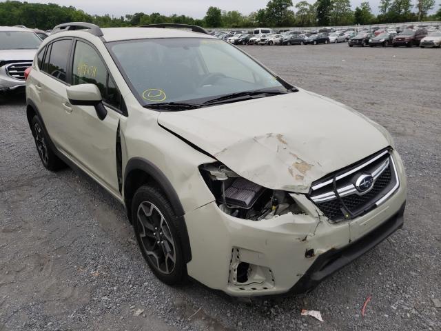 Salvage cars for sale from Copart Grantville, PA: 2016 Subaru Crosstrek