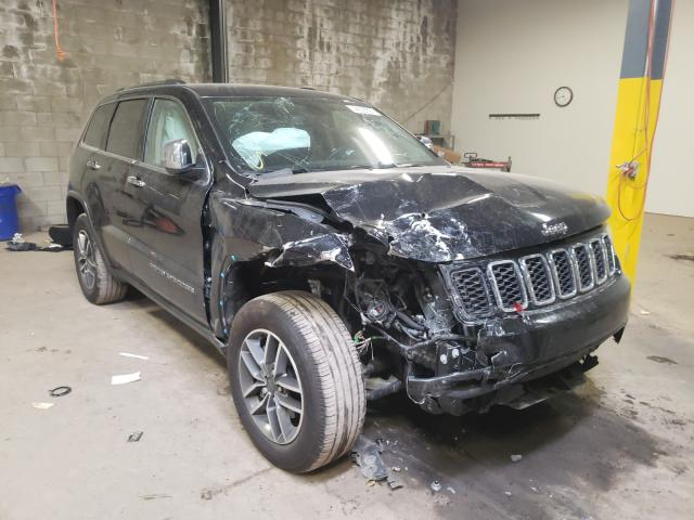 Salvage cars for sale from Copart Chalfont, PA: 2020 Jeep Grand Cherokee