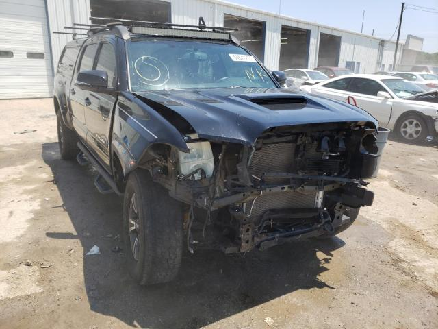 Salvage cars for sale from Copart Montgomery, AL: 2016 Toyota Tacoma DOU