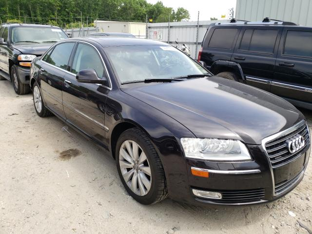 Audi A8 salvage cars for sale: 2008 Audi A8