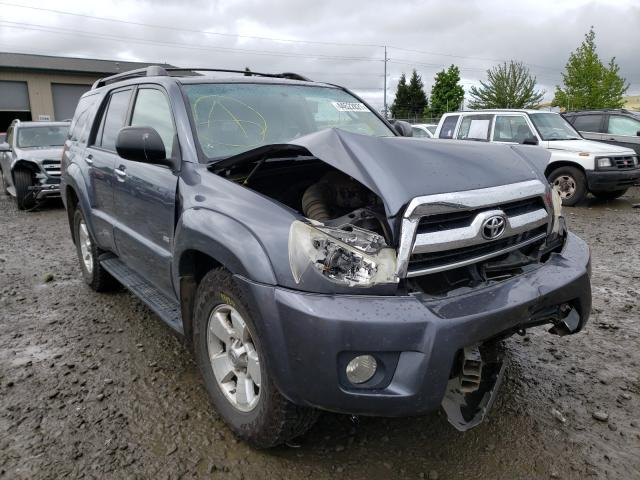 Toyota salvage cars for sale: 2008 Toyota 4runner SR