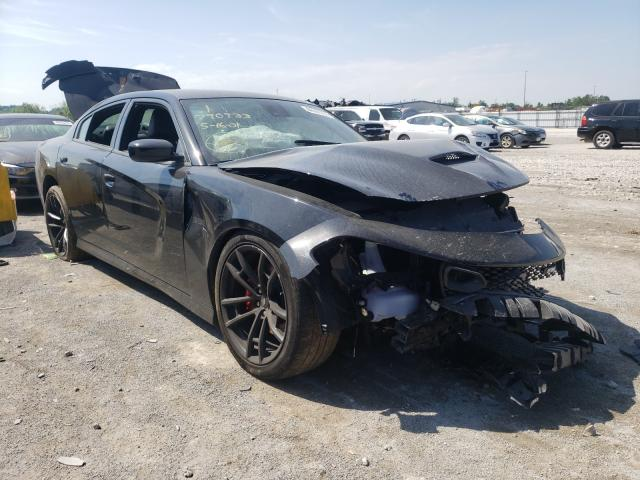 Salvage cars for sale from Copart Alorton, IL: 2020 Dodge Charger SC