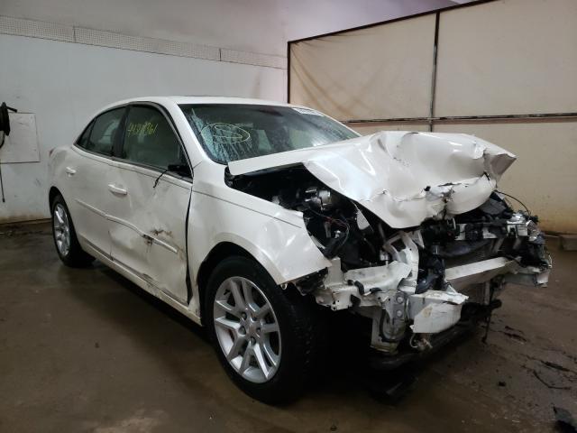 Salvage cars for sale from Copart Davison, MI: 2014 Chevrolet Malibu 1LT