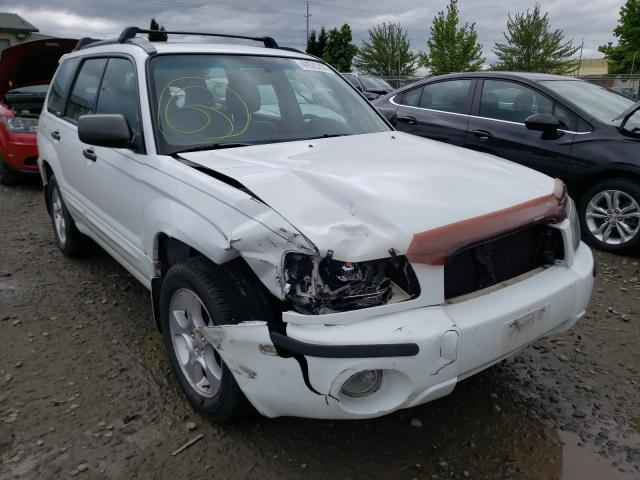 Salvage cars for sale from Copart Eugene, OR: 2004 Subaru Forester 2