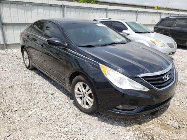 Salvage cars for sale from Copart Walton, KY: 2013 Hyundai Sonata GLS