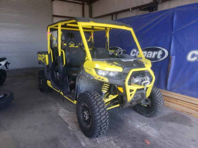 Salvage cars for sale from Copart Albuquerque, NM: 2019 Can-Am Defender M