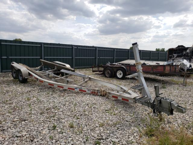 Miscellaneous Equipment Trailer salvage cars for sale: 2017 Miscellaneous Equipment Trailer