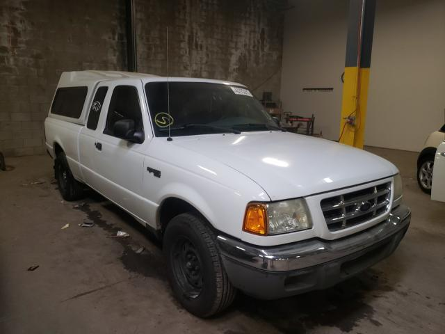 Salvage cars for sale from Copart Chalfont, PA: 2003 Ford Ranger SUP