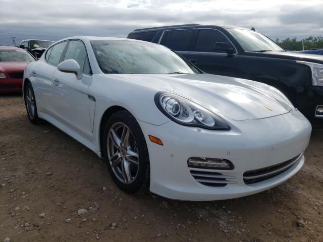 Porsche salvage cars for sale: 2013 Porsche Panamera 2