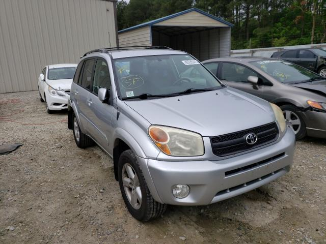 Salvage cars for sale from Copart Seaford, DE: 2005 Toyota Rav4