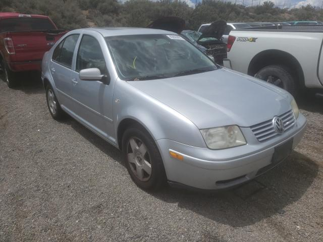 Salvage cars for sale from Copart Reno, NV: 2002 Volkswagen Jetta