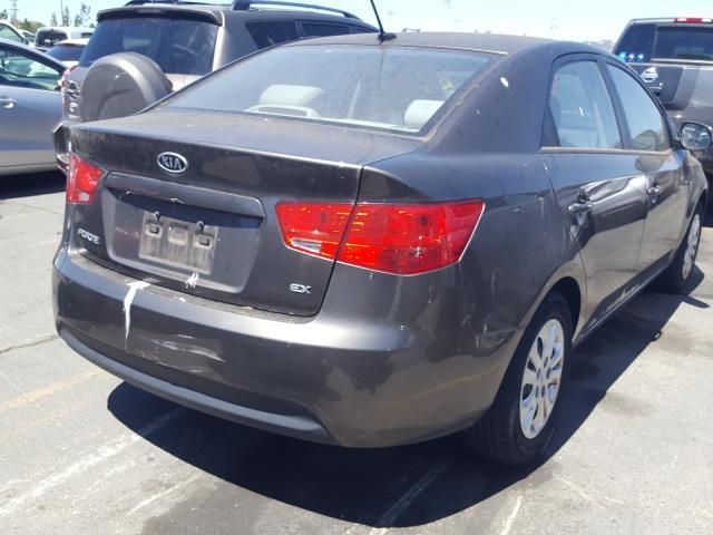 2010 KIA FORTE EX KNAFU4A29A5248450