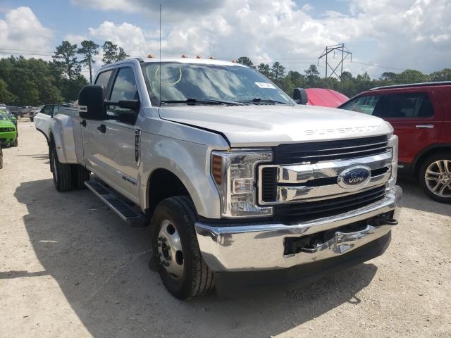 Salvage cars for sale from Copart Greenwell Springs, LA: 2018 Ford F350 Super