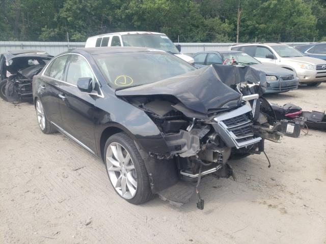 Salvage cars for sale from Copart Glassboro, NJ: 2016 Cadillac XTS Premium