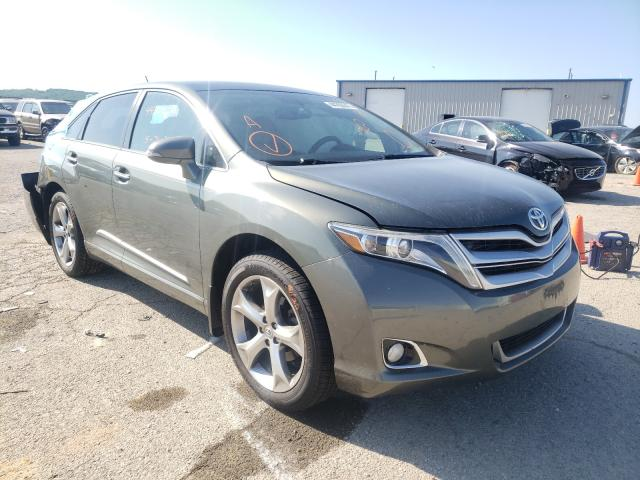 Salvage cars for sale from Copart Chatham, VA: 2013 Toyota Venza LE