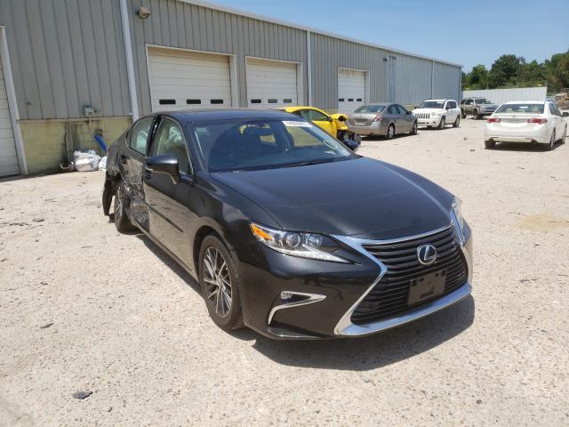 Salvage cars for sale from Copart Hampton, VA: 2016 Lexus ES 350