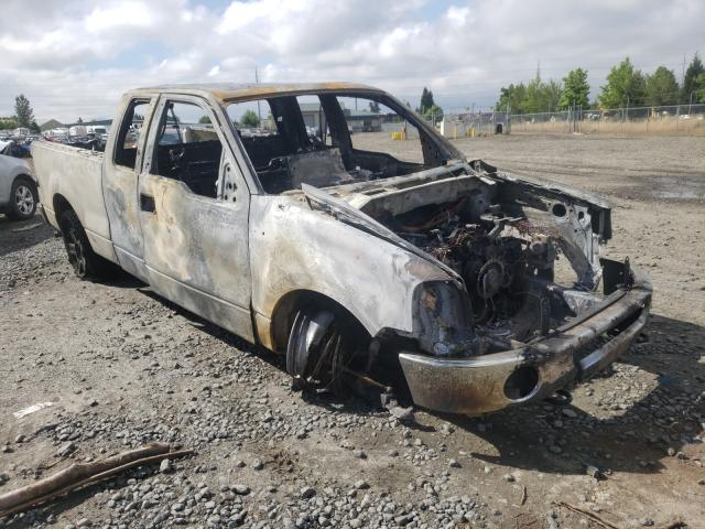 Salvage cars for sale from Copart Eugene, OR: 2006 Ford F150