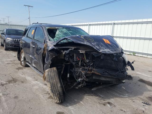 Vehiculos salvage en venta de Copart Dyer, IN: 2015 Dodge Durango LI