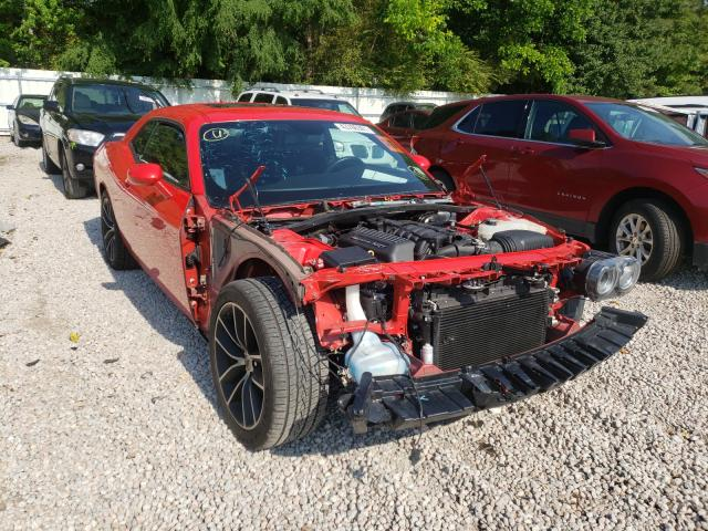 2017 Dodge Challenger en venta en Knightdale, NC