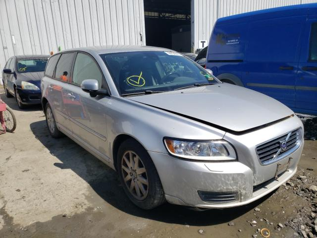 Salvage cars for sale from Copart Windsor, NJ: 2008 Volvo V50 2.4I