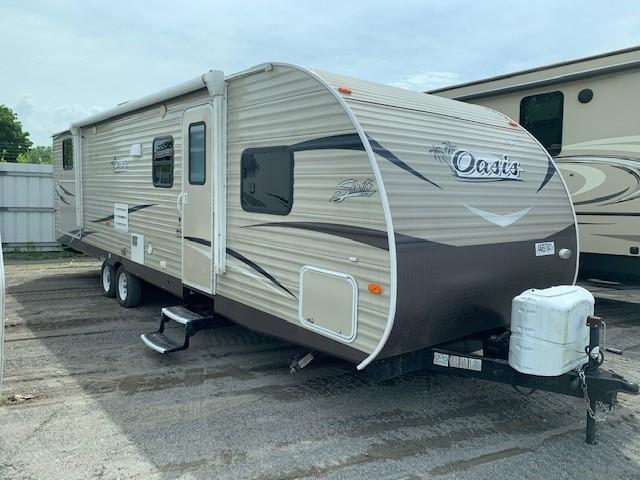 Shasta salvage cars for sale: 2019 Shasta Camper